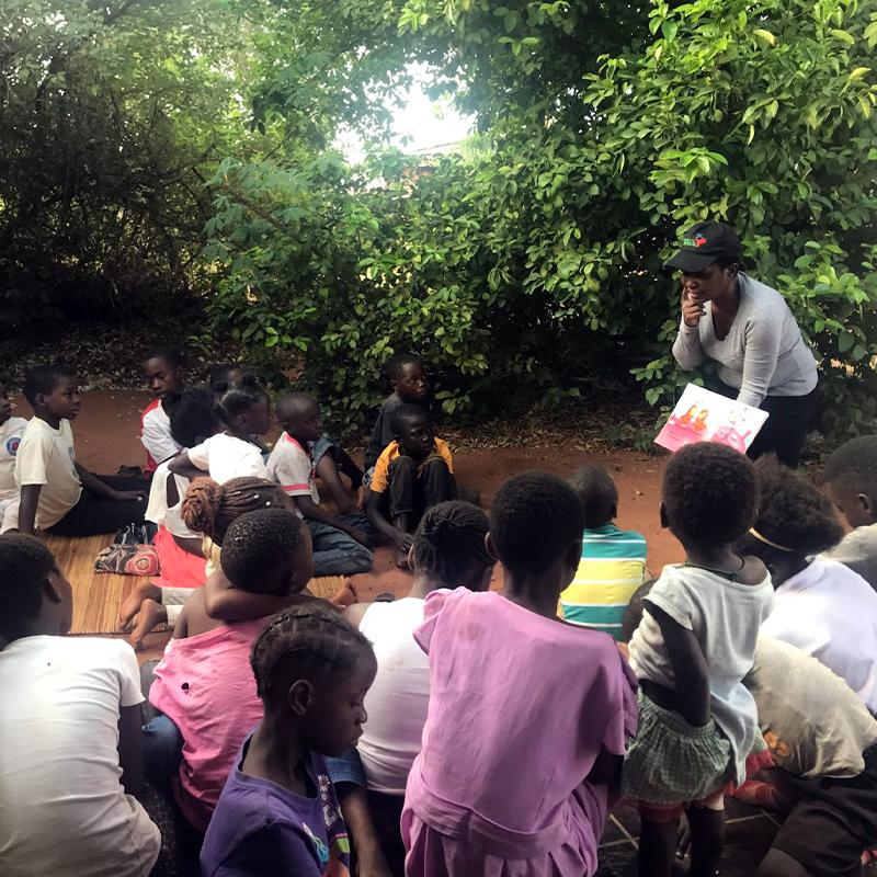 children's reading program