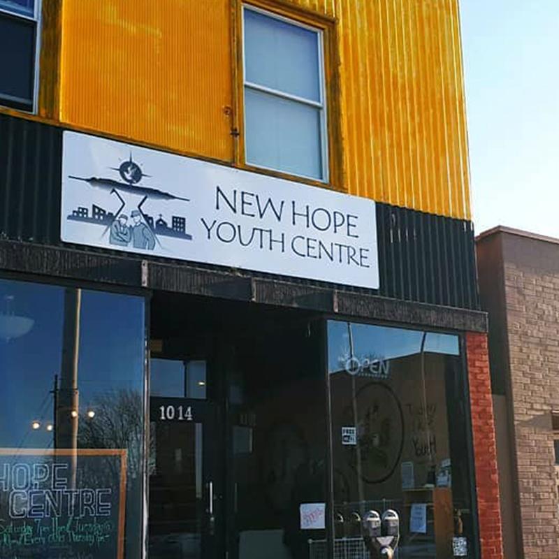 new hope fellowship church in thunder bay