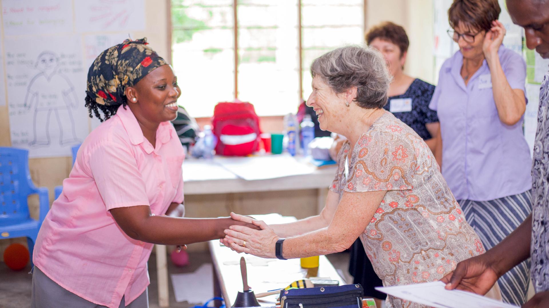 Margaret Christie teacher training program